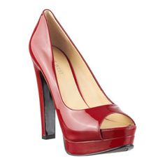 Love this shoes from Nine West this will be me new red shoes this summer!!!