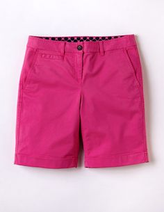 I've spotted this @BodenClothing Chino Short Lipstick