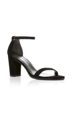 STUART WEITZMAN Nearlynude Sandal. #stuartweitzman #shoes #sandals