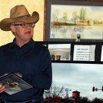 Photo Courtesy of Randy Kirby- Dr. Doug Kiburz Cowboy Poet, Speaker Trails End Event
