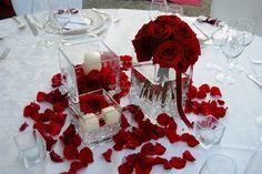 matrimonio rosso e bianco - Cerca con Google