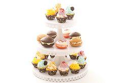 パーティーセットカップケーキ&ウーピーパイ Party set ~Cupcake & Whoopie pie~
