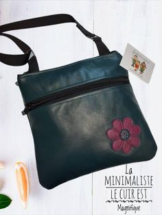 X 23, Mini Pochette, Etsy Seller, Gifts, Bags, The Minimalist, Recycled Leather, Petite Clothes, Coin Purses