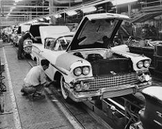 1958 Chevrolet Impala Assembly line | by Auto Clasico