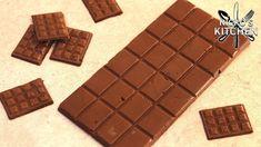 Keto DIY Milk Chocolate | Low-Carb DIY Chocolate Recipe - YouTube Homemade Milk Chocolate, Keto Chocolate Cake, Chocolate Roll, Chocolate Flavors, Chocolate Recipes, Powdered Sugar Substitute, Chocolate Texture, Low Carb Milk, Keto Candy