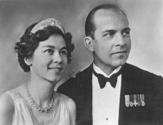 King Paul and Queen Frederica.