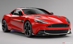 2017 Q by Aston Martin Vanquish S 'Red Arrows Edition'  Travel In Style |  #MichaelLouis - www.MichaelLouis.com
