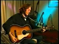 Rory Gallagher's last TV session in 1994