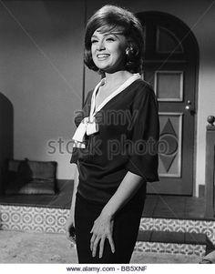 Adams, Edie, 16.4.1927 - 15.10.2008, American actress, half length, 1960s, Stock Photo