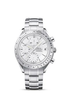 Omega Speedmaster New Date Chrono Antique White Dial. Now available at Diamond Dream Fine Jewelers https://www.facebook.com/pages/Diamond-Dream-Fine-Jewelers/170823023636 https://www.diamonddreamjewelers.com info@diamonddreamjewelers.com 908.766.4700