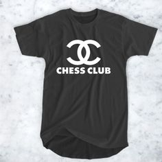 nice Chanel Chess Club T-Shirt for Men and Women