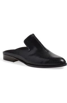 Robert Clergerie 'Aliceo' Slide Loafer (Women) available at #Nordstrom