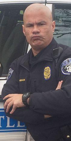 G-Shock GA-150 Wrist Shot - Law Enforcement Officer Tommy Norman