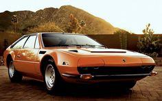 Lamborghini jarama 1970