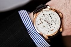 Jaeger LeCoultre Duometre Watch