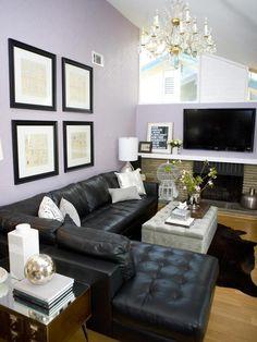 Midcentury Modern Living Room 12