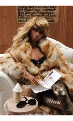 lmao this must be hooker Barbie haha