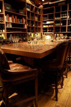Un nouveau bar à vin remarquable à Paris