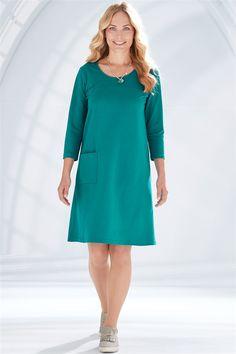Cotton Pique Dress Existing Customer, Cotton Spandex, Cold Shoulder Dress, Teal, Feminine, Autumn, Winter, Dresses, Fashion