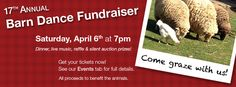 Our Annual Barn Dance is always our biggest event and the one we look forward to the most. Join us April 6, 2013!