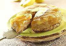torta di mele o altra frutta per diabetici (senza zucchero)