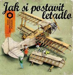 Obálka titulu Jak si postavit letadlo
