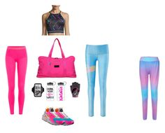 sport by evseeva-julia on Polyvore featuring adidas, teeki, Xersion and NIKE