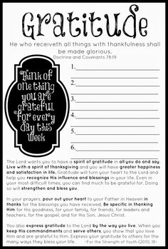D&C 59 Idea. The Things I Love: October Young Women / Young Men Handouts - Becoming More Christlike {English and Spanish} Young Women Handouts, Young Women Lessons, Young Women Activities, Youth Activities, Indoor Activities, Summer Activities, Therapy Activities, Activity Day Girls, Activity Days