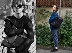 Still Nordic: Sylvester Ulv is a Fresh Vision for Latest Campaign