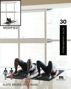 Full Body Hiit Workout, Hiit Workout At Home, Gym Workout Videos, Gym Workout For Beginners, Fitness Workout For Women, Gym Workouts, At Home Workouts, Leg And Glute Workout, Hiit At Home