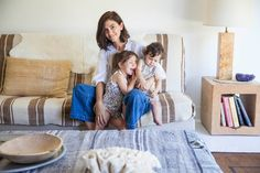Check out these great pictures and interview of Elisa Restrepo and her beautiful family in Montauk.