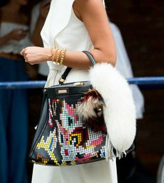 Street Style - Fall Outfit Inspiration from New York Fashion Week 2015   StyleCaster