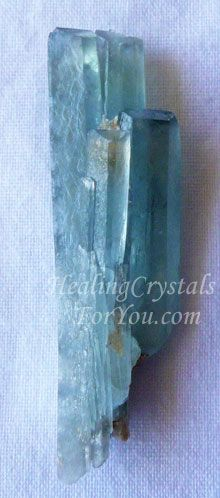 Blue Barite/Baryte ~ a strong communication stone that helps you to develop psychic visions