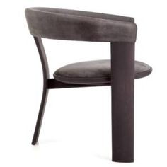 Yabu Pushelberg, Dining Chairs, Dining Room, Single Chair, Small Sofa, Desk Chair, Armchair, Furniture, Design
