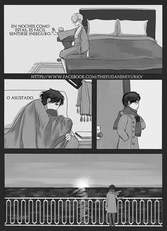 Yuri On Ice Comics - Fuera del pedestal - Wattpad Meaning Of True Love, Yuri On Ice Comic, Ice Ice Baby, Wattpad, Boyxboy, Read News, The Help, Feelings, Couples
