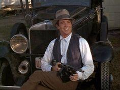Warren Beatty in Bonnie & Clyde