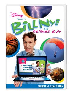 Video Worksheet (Movie Guide) for Bill Nye - Chemical Reactions ...