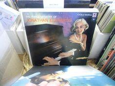 Jonathan Edwards Piano Artistry of vinyl LP Columbia Records VG+ cheesecake