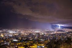Tormenta eléctrica Medellín - Santiago Morales a.k.a Sancho