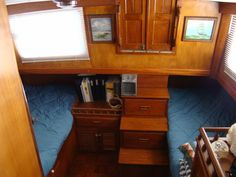 Voyages of Sea Trek: Storage And Stowage On A Liveaboard Boat