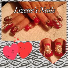 Nails by muah!