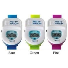 Potty Time Potty Watch Training Timer - Free Shipping On Orders Over $45 - Overstock.com - 13960601 - Mobile