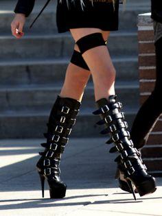 GOTH dark glamour ✤ :: Gothic Boots