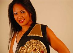 ANA JULATON, Champion Woman Boxer, signs to ONE FC to debut in May in Manila