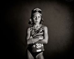 Unique project teaches girls that strong is the new pretty #Girls, #Issues, #Photography