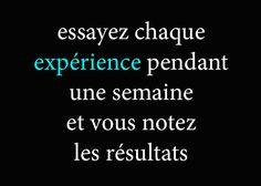 8 Expériences de motivation : https://habitudes-zen.net/2017/8-experiences-de-motivation/ ;) #motivation #expériences #expérience #réussite #enthousiaste