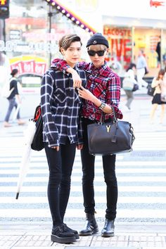 【ストリートスナップ】@Street of Harajyuku, Tokyo Fashionsnap.com   Fashionsnap.com