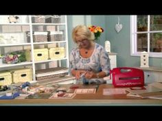 Craft Dies by Sue Wilson -- Tutorial Video -  Split Label Card for Creative Expressions