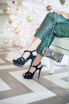 Try the Trend : Sparkly Sequins » WEAR+WHERE+WELL