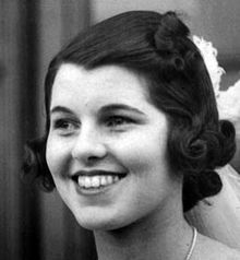 """Rose Marie """"Rosemary"""" Kennedy  Rosemary Kennedy was born on September 13, 1918 and died January 7, 2005.  She was the oldest daughter and third child of Joseph and Rose Kennedy. What most don't know is that she was developmentally disabled and her parents had her lobotomised. This is why the Kennedy siblings started Special Olympics."""
